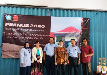 Pembukaan PIMNUS 2020