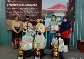 Juara PIMNUS 2020